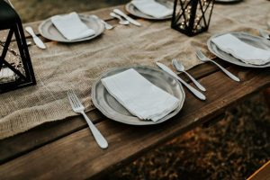 Thoughts on Psalm 23 5: Dining in Danger
