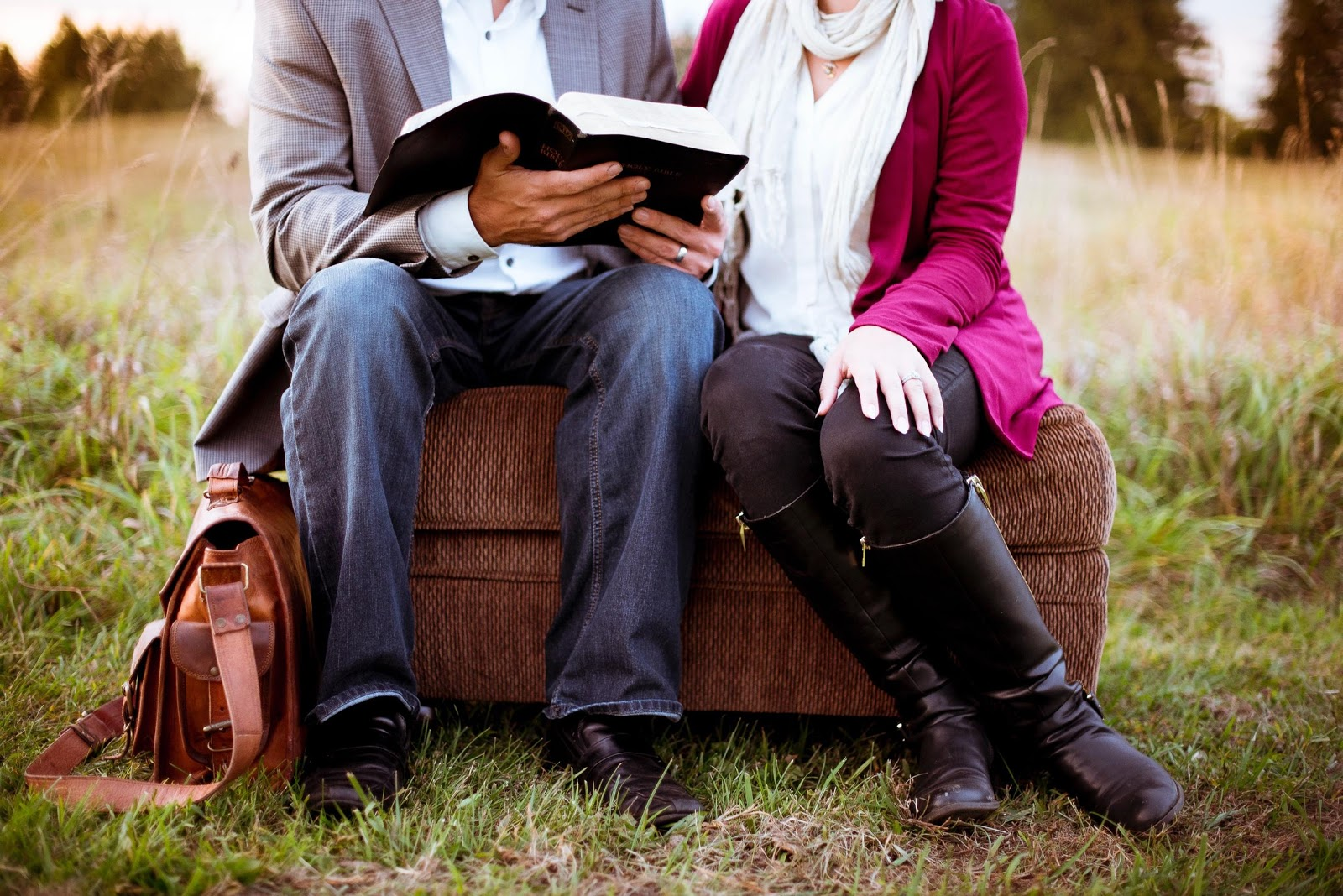 Interactive Devotion for Couples 5: Pray Together