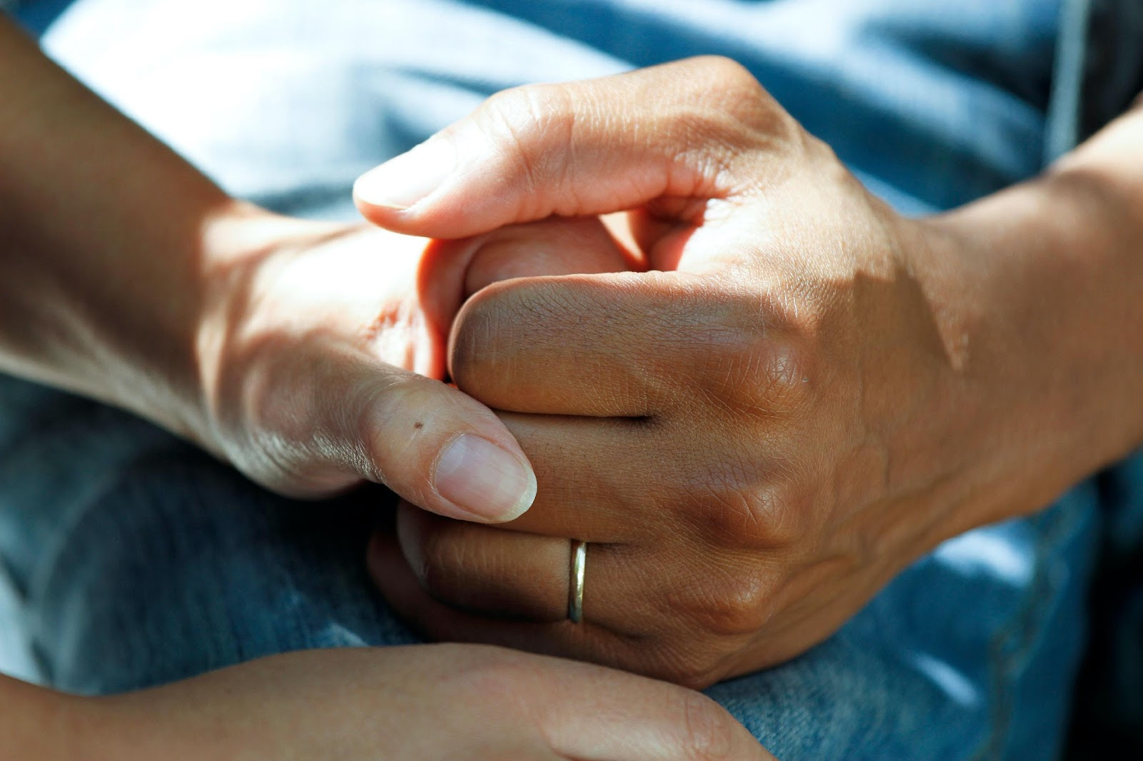 Interactive Devotion for Couples 4: Don't Stop Holding Hands