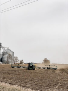 Read more about the article Life on the Farm 2: Planting Season